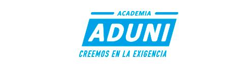 Academia Aduni | Más de cinco décadas de brillante trayectoria academia preuniversitaria  formando estudiantes con un alto nivel académica y cultural, son nuestra garantía de ingreso seguro a las más importantes universidades del país.